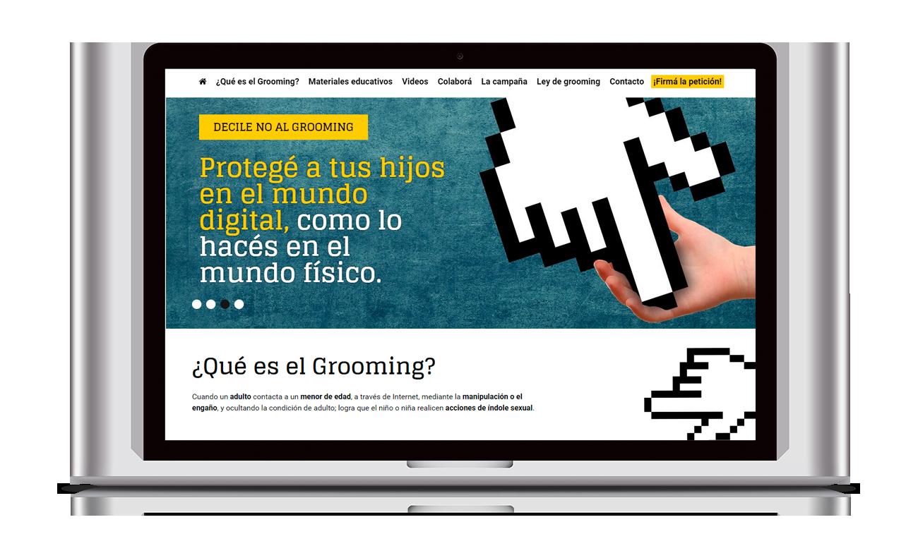 Argentina Cibersegura Diseño Web
